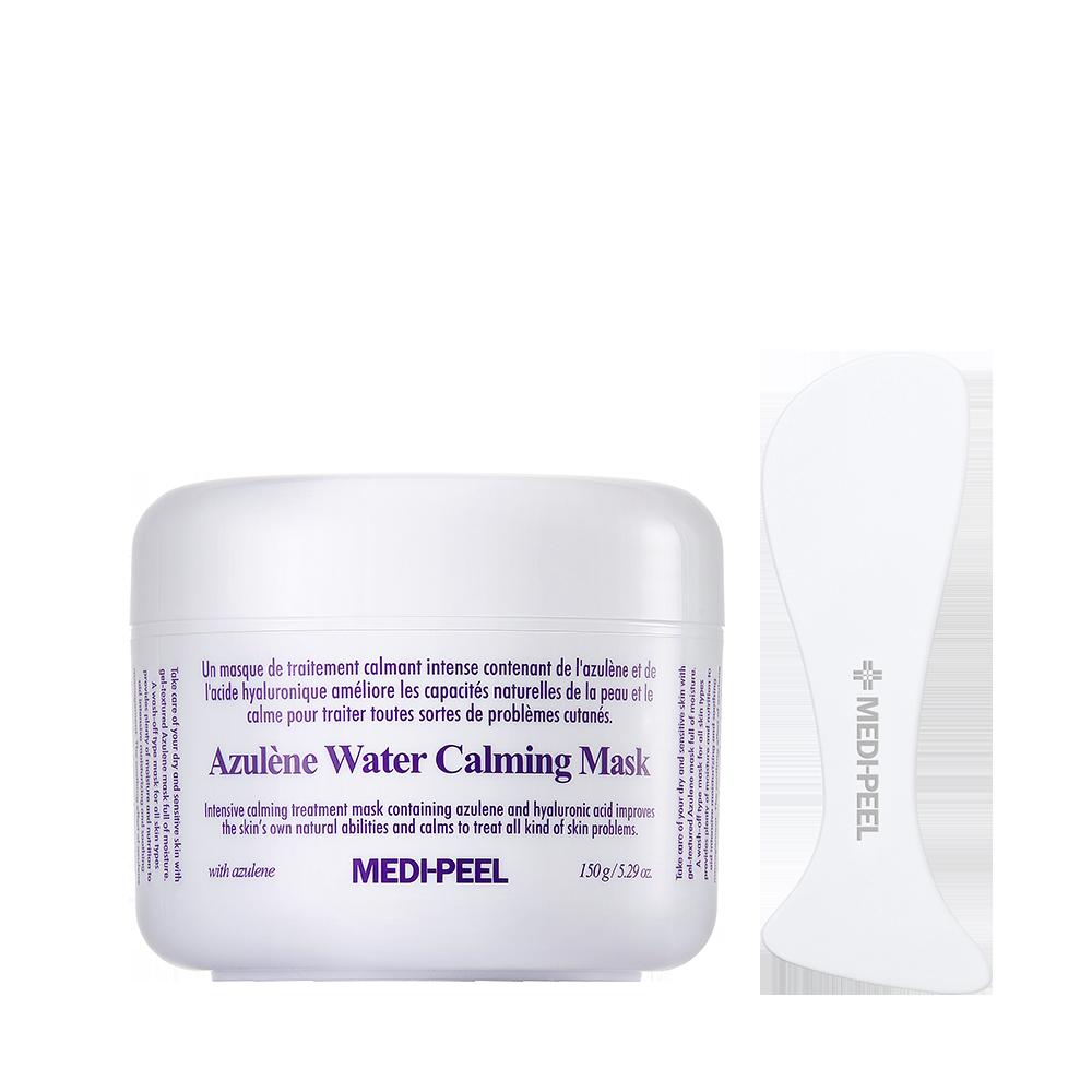 MEDI-PEEL Azulene Water Calming Mask Успокаивающая и увлажняющая маска с азуленом
