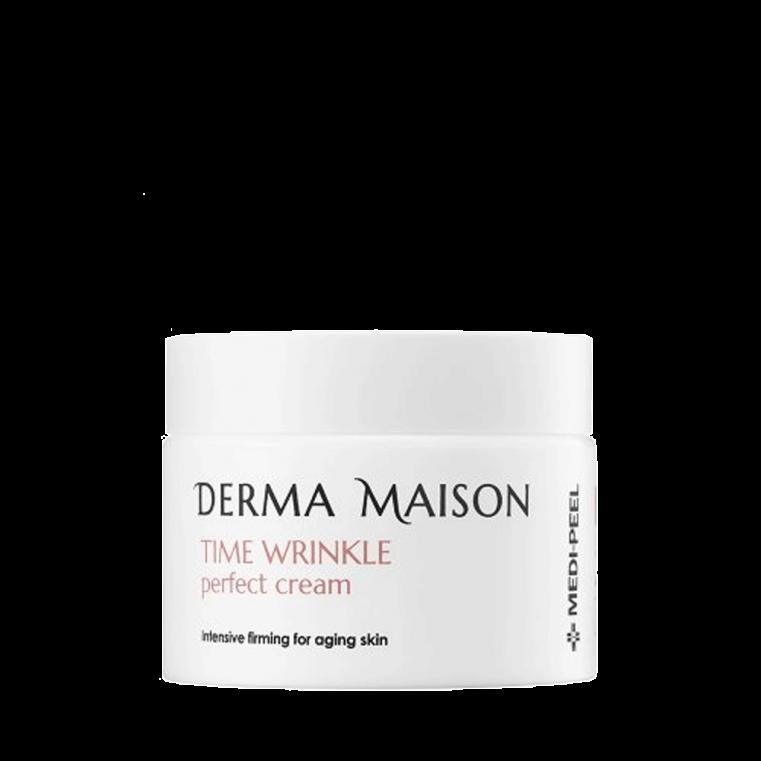 MEDI-PEEL Derma Maison Time Wrinkle Cream Разглаживающий крем против морщин