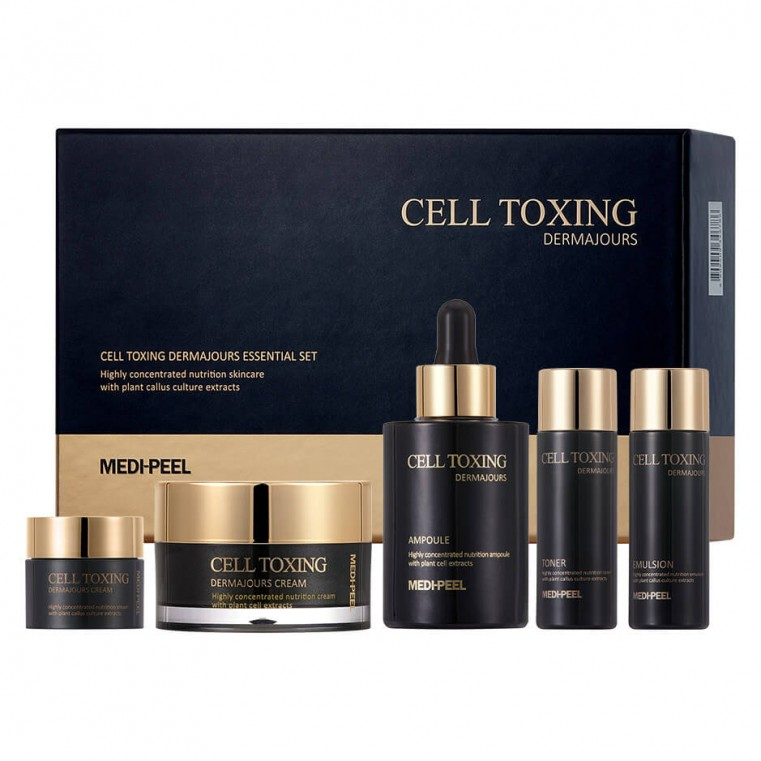 Medi-Peel Cell Toxing Dermajours Essential Set Омолаживающий набор со стволовыми клетками