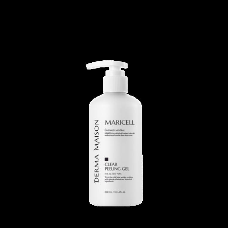 MEDI-PEEL Derma Maison Maricell Clear Peeling Gel Деликатная пилинг-скатка с морскими минералами и питательными веществами