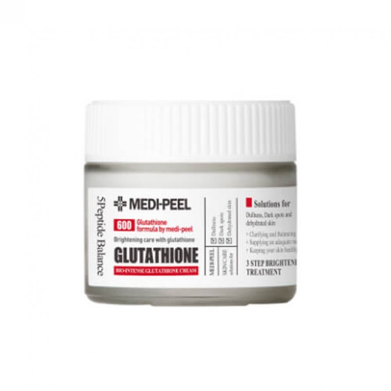 Medi-Peel Bio Intense Glutathione White Cream Осветляющий крем с глутатионом