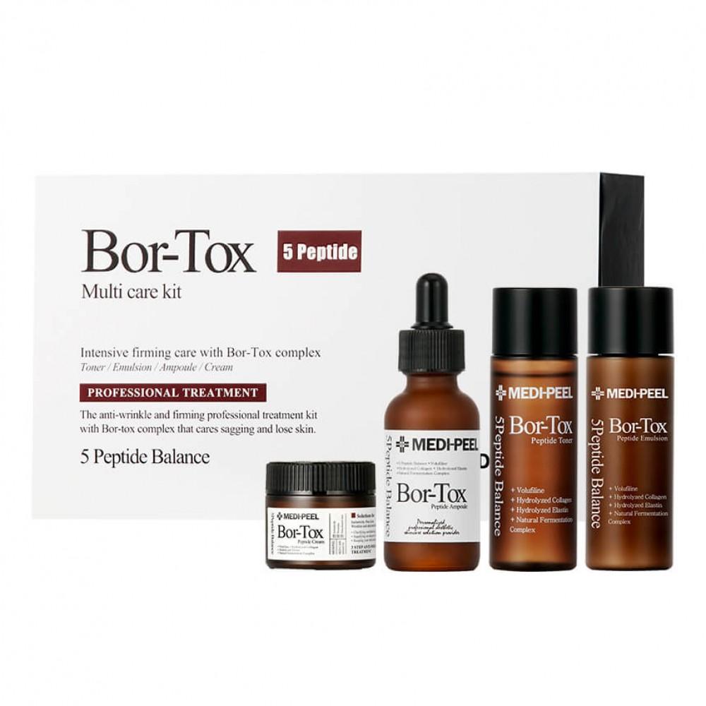 Medi-Peel Bor-Tox 5 Peptide Multi Care Kit Лифтинг-набор с эффектом ботокса