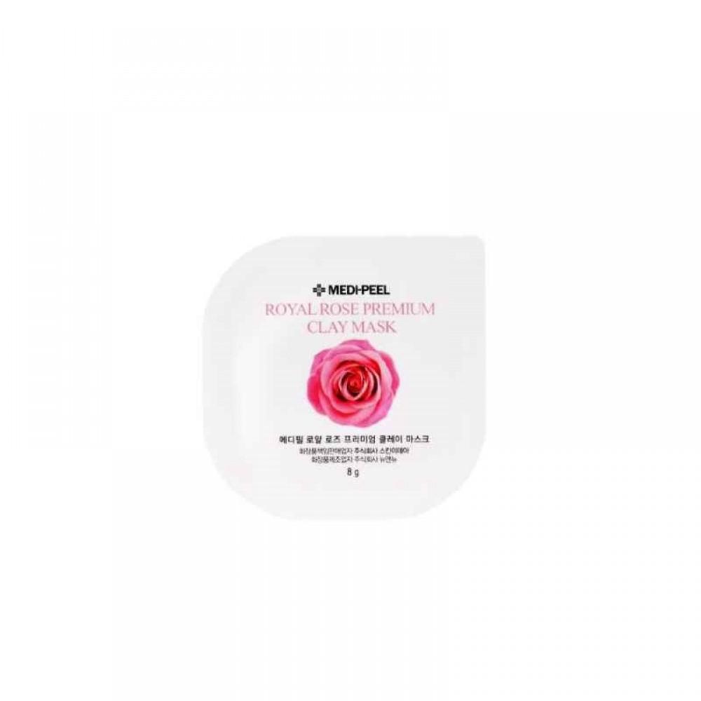 MEDI-PEEL Rroyal Rose Premium Clay Mask Очищающая маска с розой
