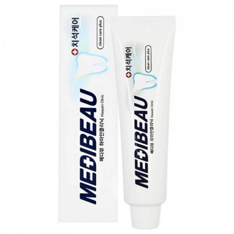 Medibeau Toothpaste White Clinic Зубная паста отбеливающая