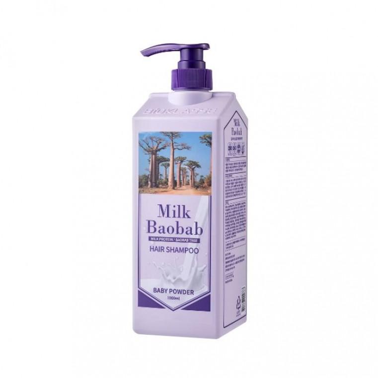 MILK BAOBAB Shampoo Baby Powder Шампунь для волос с ароматом детской присыпки