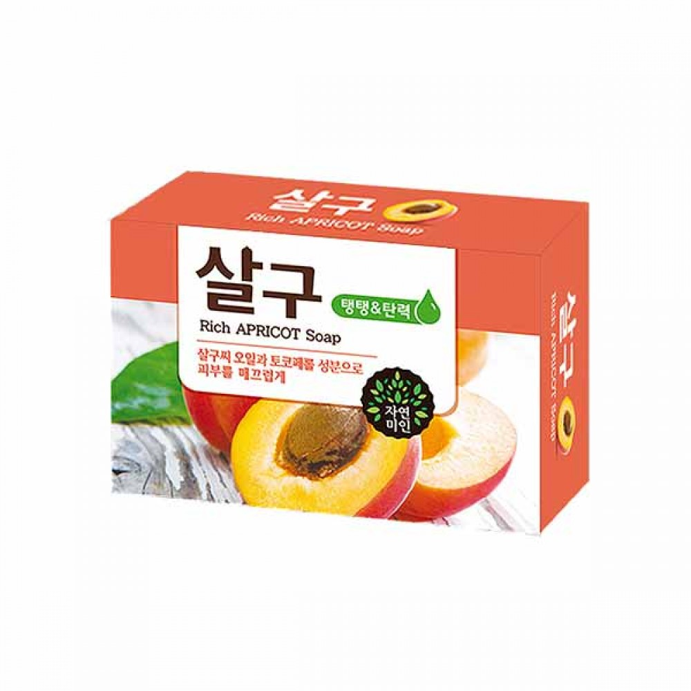 Rich Apricot Soap Мыло абрикосовое