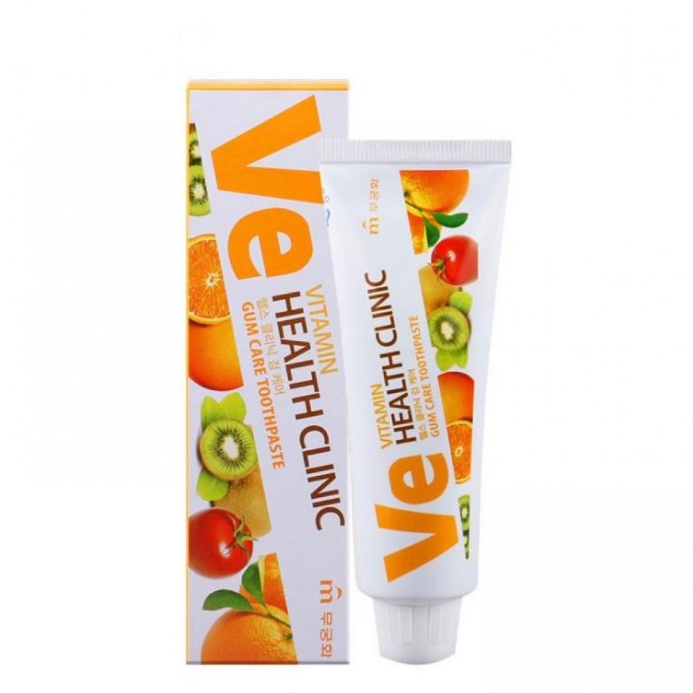 Vitamin Health Clinic Зубная паста с витаминами для профилактики заболеваний десен