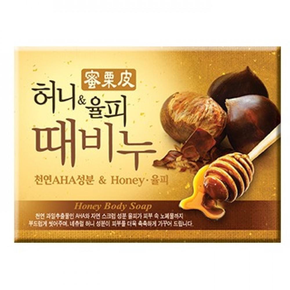Mugunghwa Honey Body Soap Мыло-скраб Мед