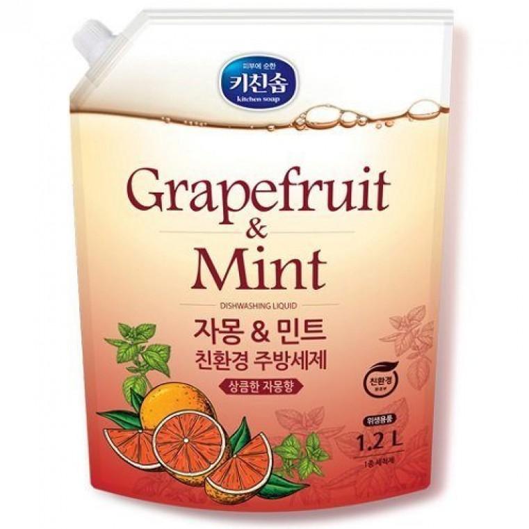 MUKUNGHWA Grapefruit & Mint Dishwashing Detergent Refill Средство для мытья посуды Грейпфрут и Мята