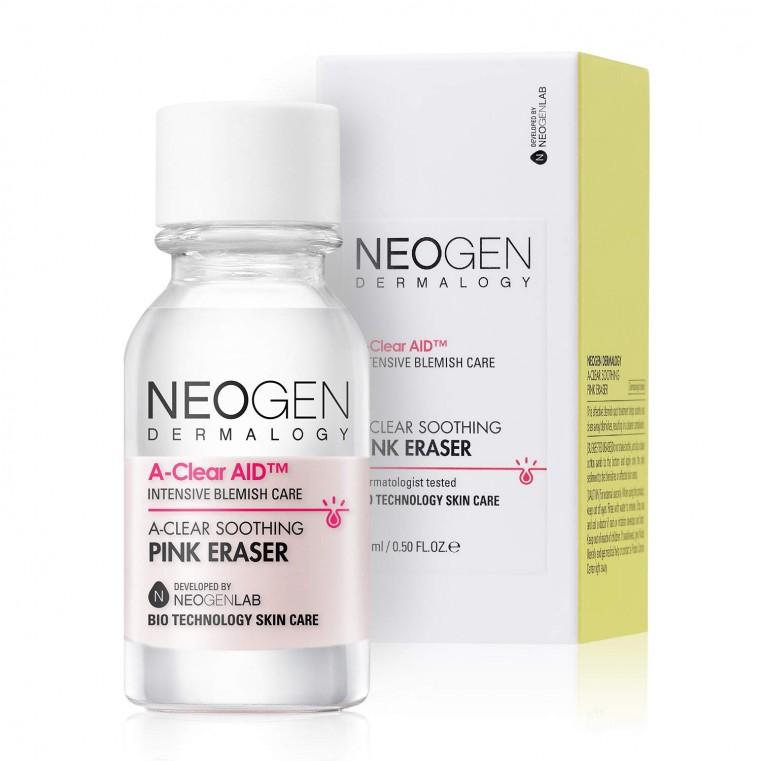 Neogen Dermalogy A-Clear Soothing Pink Eraser Спот-средство для проблемной кожи