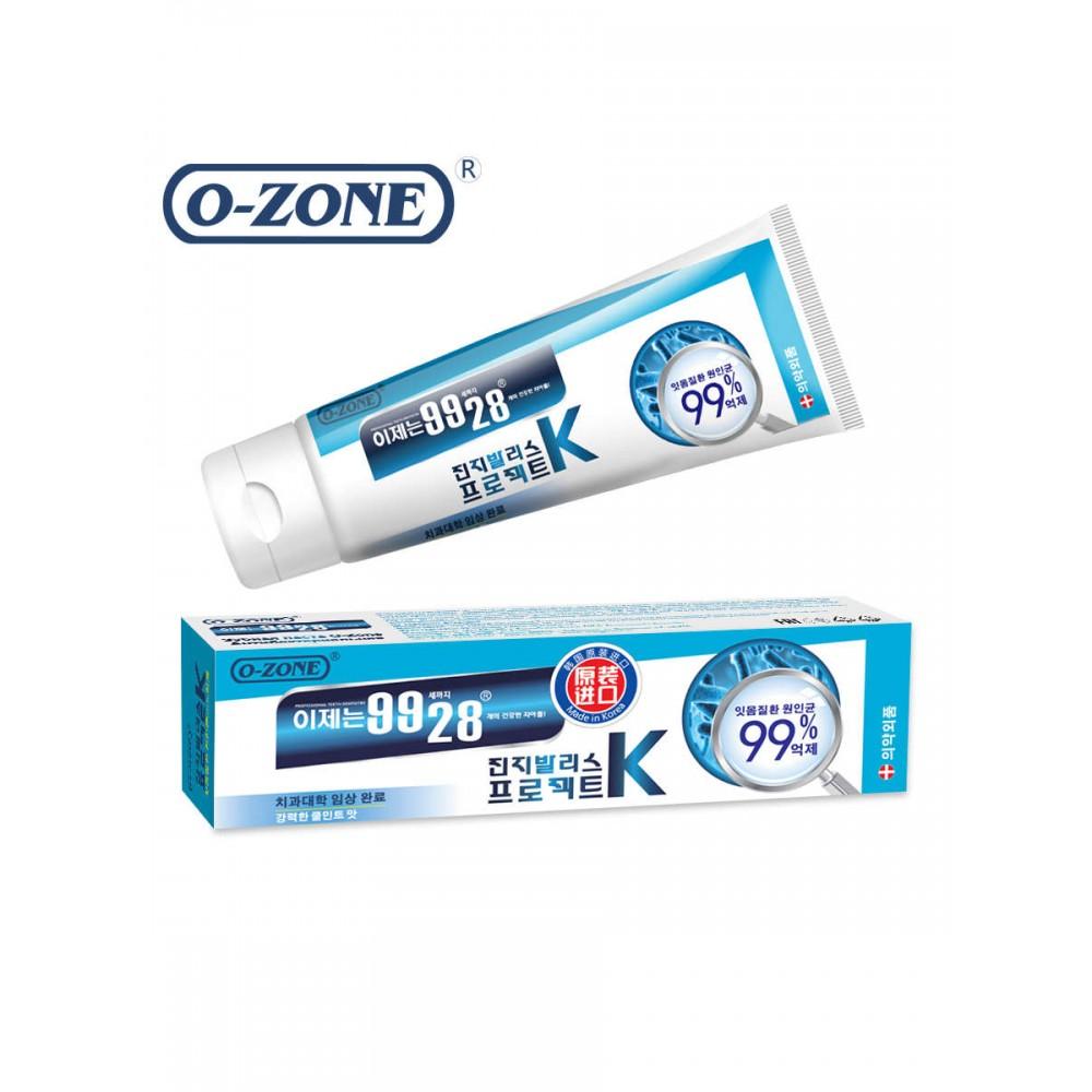 O-ZONE K Antibacterial Toothpaste Антибактериальная зубная паста