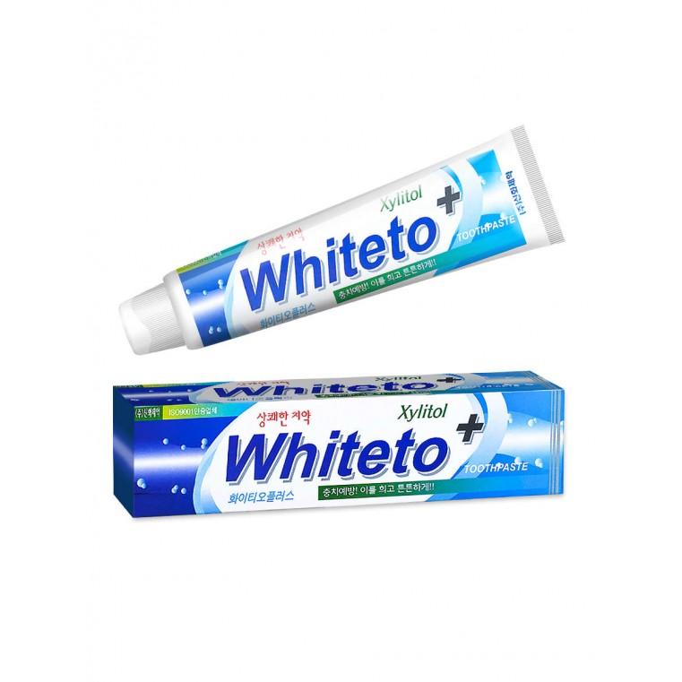 O-Zone White To Plus Toothpaste Зубная паста отбеливание+