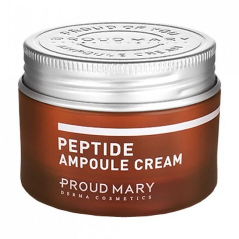 Peptide Ampoule Cream Антивозрастной крем с пептидами