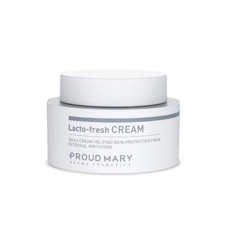 Lacto-Fresh Ctrl A Perfect Cure Cream Освежающий крем для сухой кожи c молочными бактериями