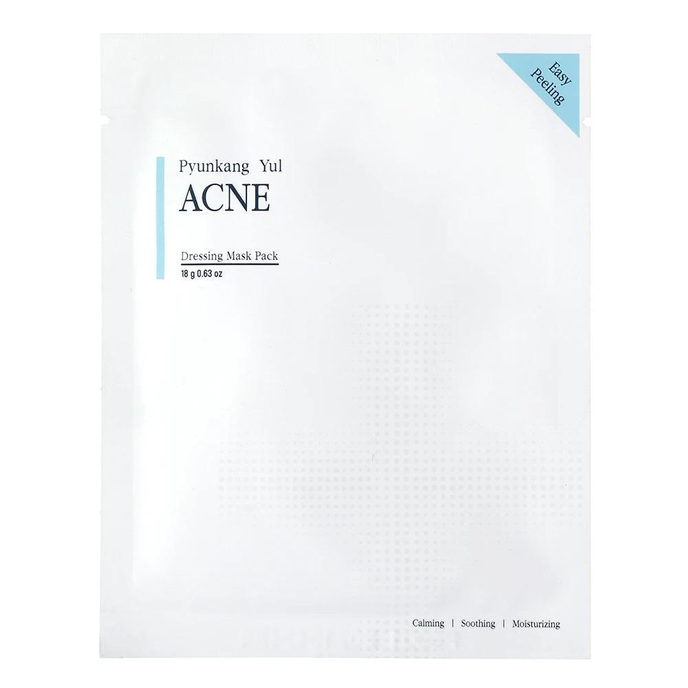 Pyunkang Yul Acne Dressing Mask Pack Маска профессиональная лечащая акне с экстрактом белой ивы