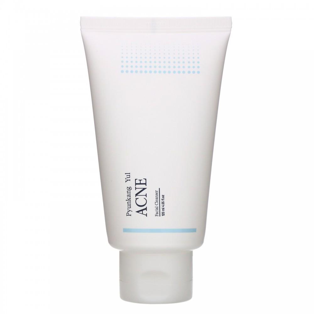 Pyunkang Yul Acne Facial Cleanser Антибактериальный гель для умывания