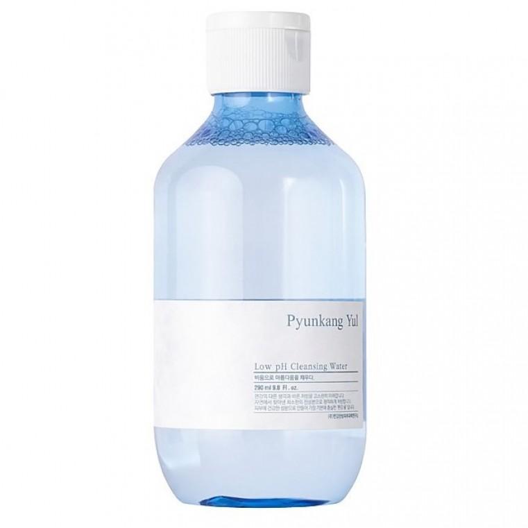 Pyunkang Yul Low Ph Cleansing Water Очищающая вода для лица