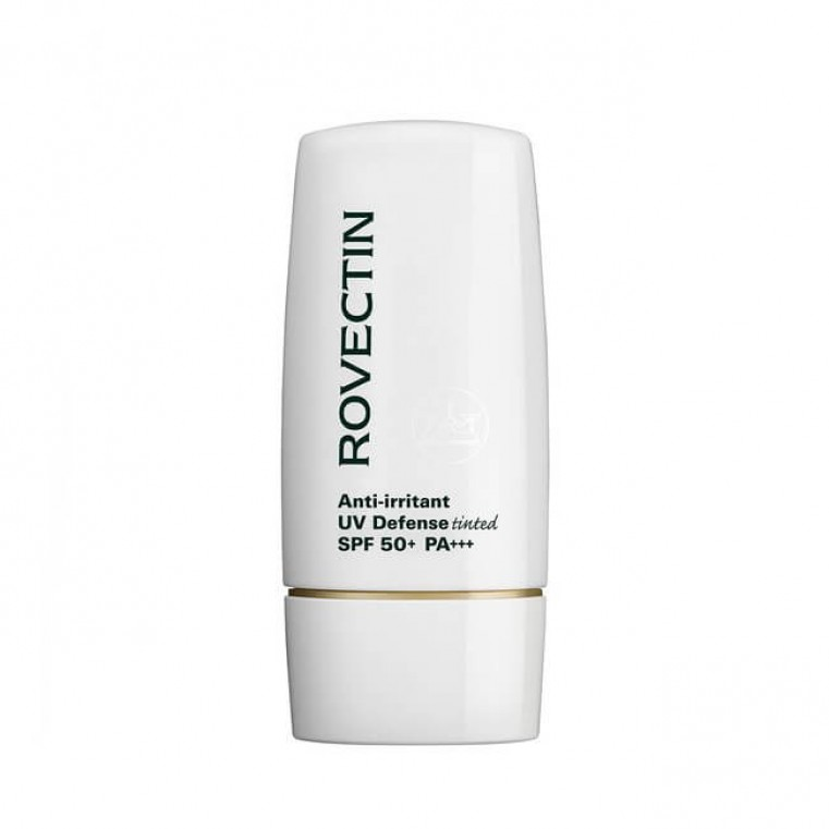 Rovectin Anti-Irritant UV Defense Tinted Тонирующий санблок для чувствительной кожи SPF50+ PA+++