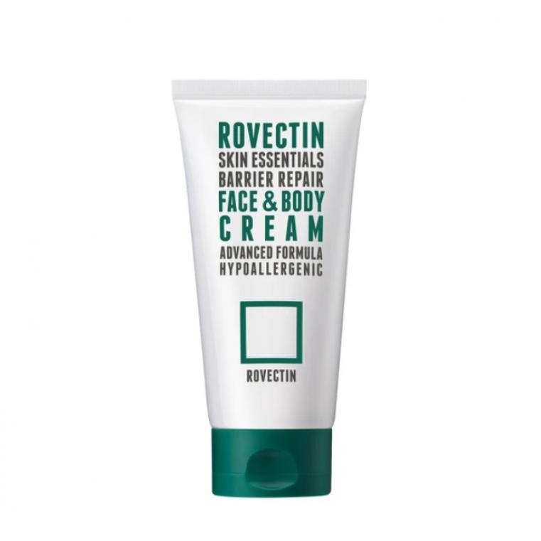 Rovectin Skin Essentials Barrier Repair Face & Body Cream Восстанавливающий крем для лица и тела