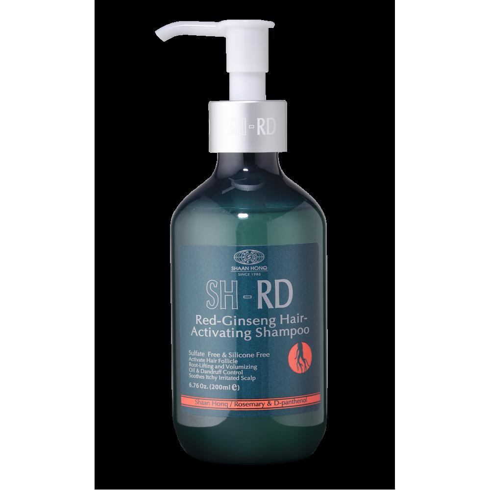 SH-RD Red-Ginseng Hair-Activating Shampoo Активирующий шампунь на основе красного женьшеня без сульфатов и силикона
