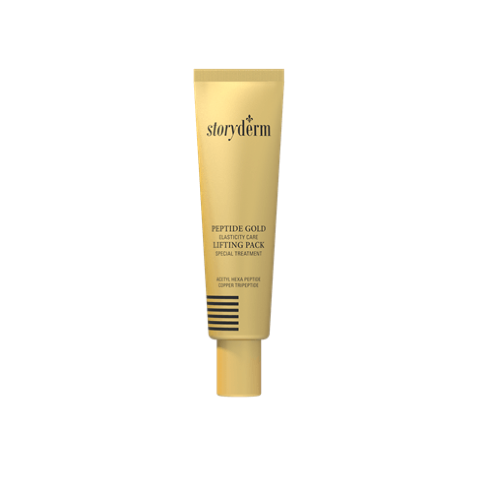 Storyderm Peptide Gold Lifting Pack Золотая лифтинг-маска с пептидами