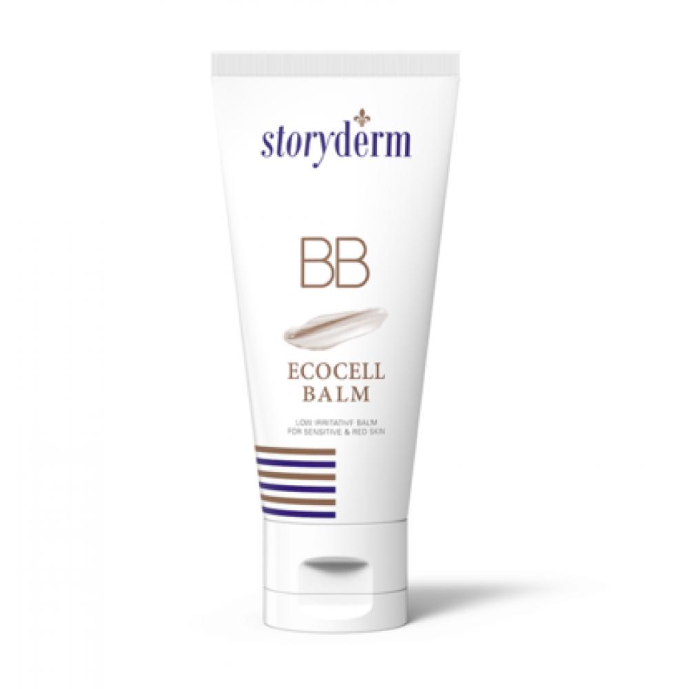 Storyderm BB Ecocell Balm  Увлажняющий крем с тональным эффектом