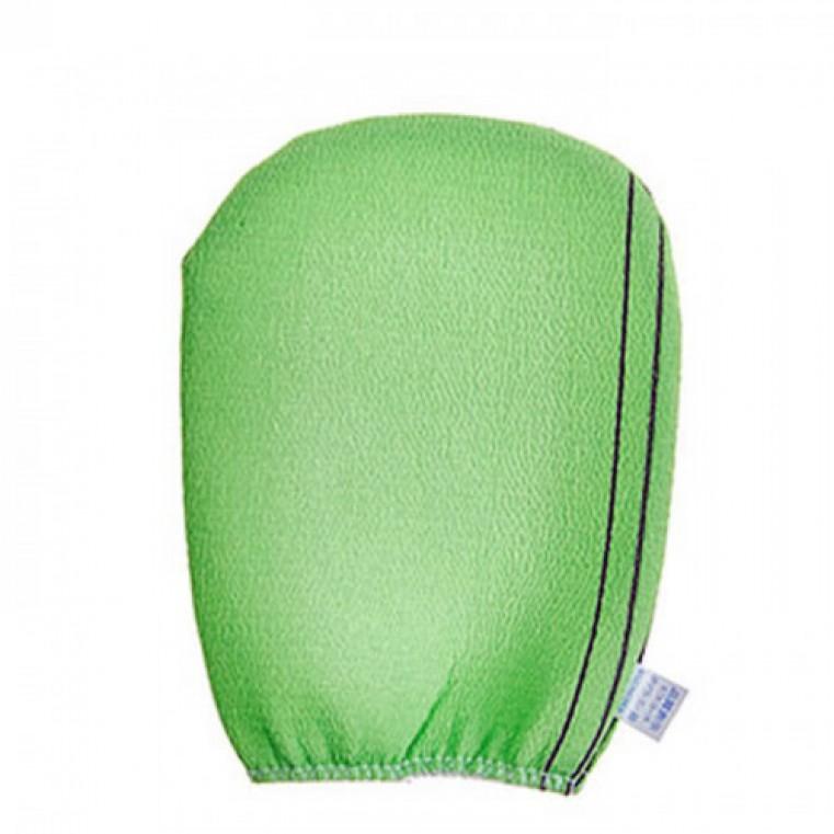 Sungbo Cleamy Viscose Exfoliating Body Towel Мочалка-варежка для душа 12см х 17см