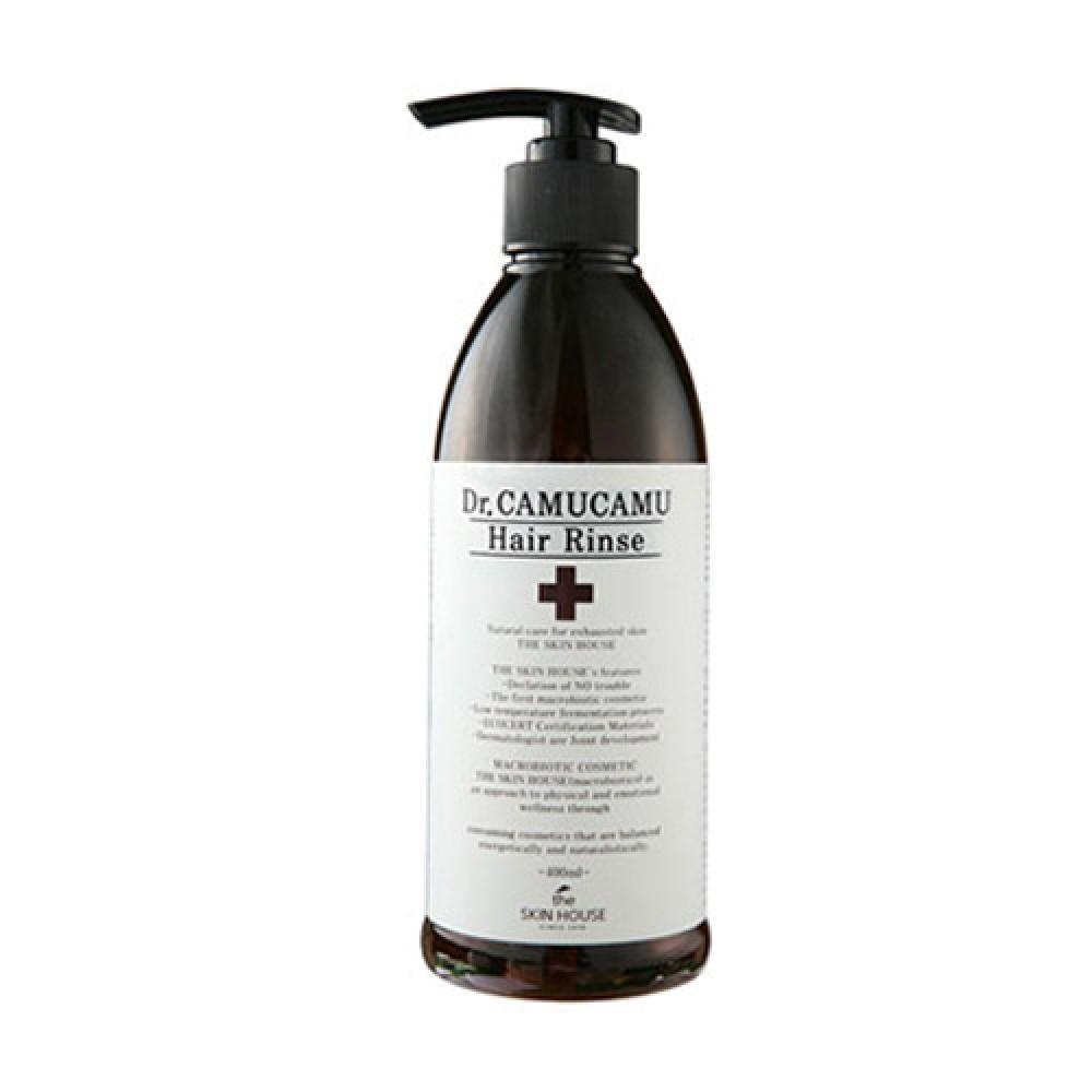 THE SKIN HOUSE Dr. CamuCamu Hair Rinse Лечебный бальзам для волос