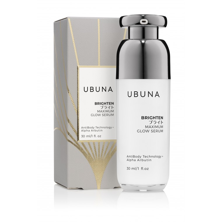 UBUNA Brightgen Maxiumum Glow Serum Сыворотка для сияния кожи