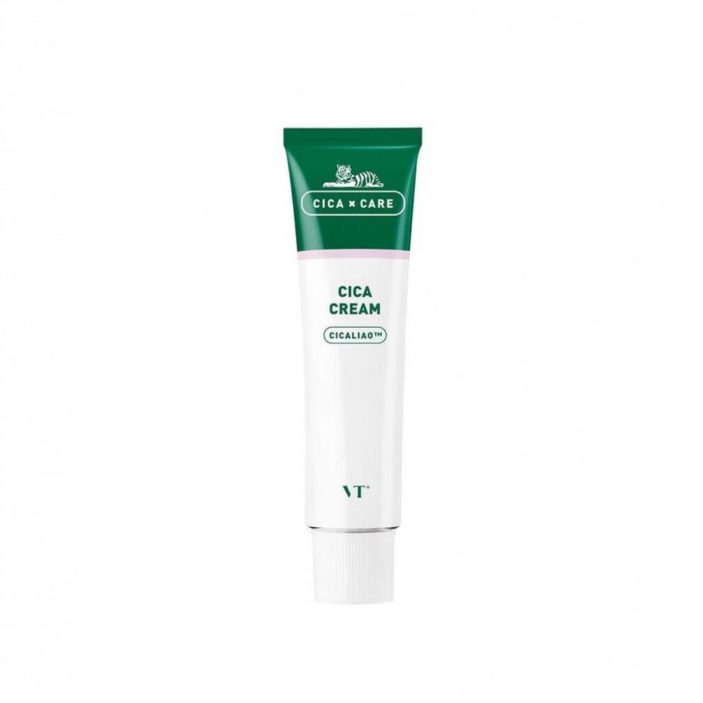 VT Cosmetics Cica Cream Успокаивающий крем для чувствительной кожи с центеллой