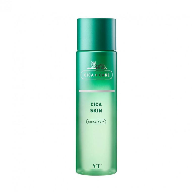 VT Cosmetics Cica Skin Успокаивающий тонер с CICA-комплексом