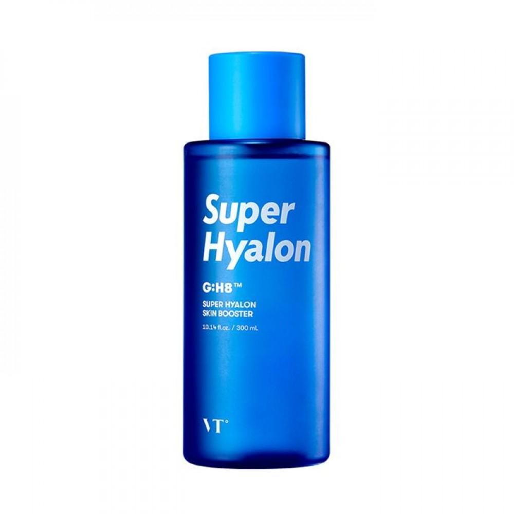 VT Cosmetics Super Hyalon Skin Booster Интенсивно увлажняющий тонер-бустер