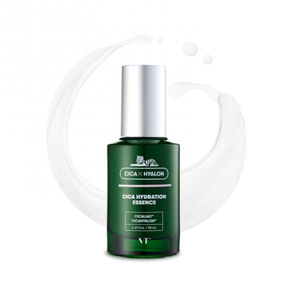 VT Cosmetics Cica Hydration Essence Увлажняющая эссенция для обезвоженной кожи