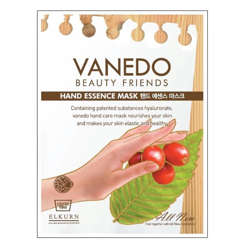 Vanedo Beauty Friends Hand Essence Mask Маска для рук с фильтратом слизи улитки и мочевиной
