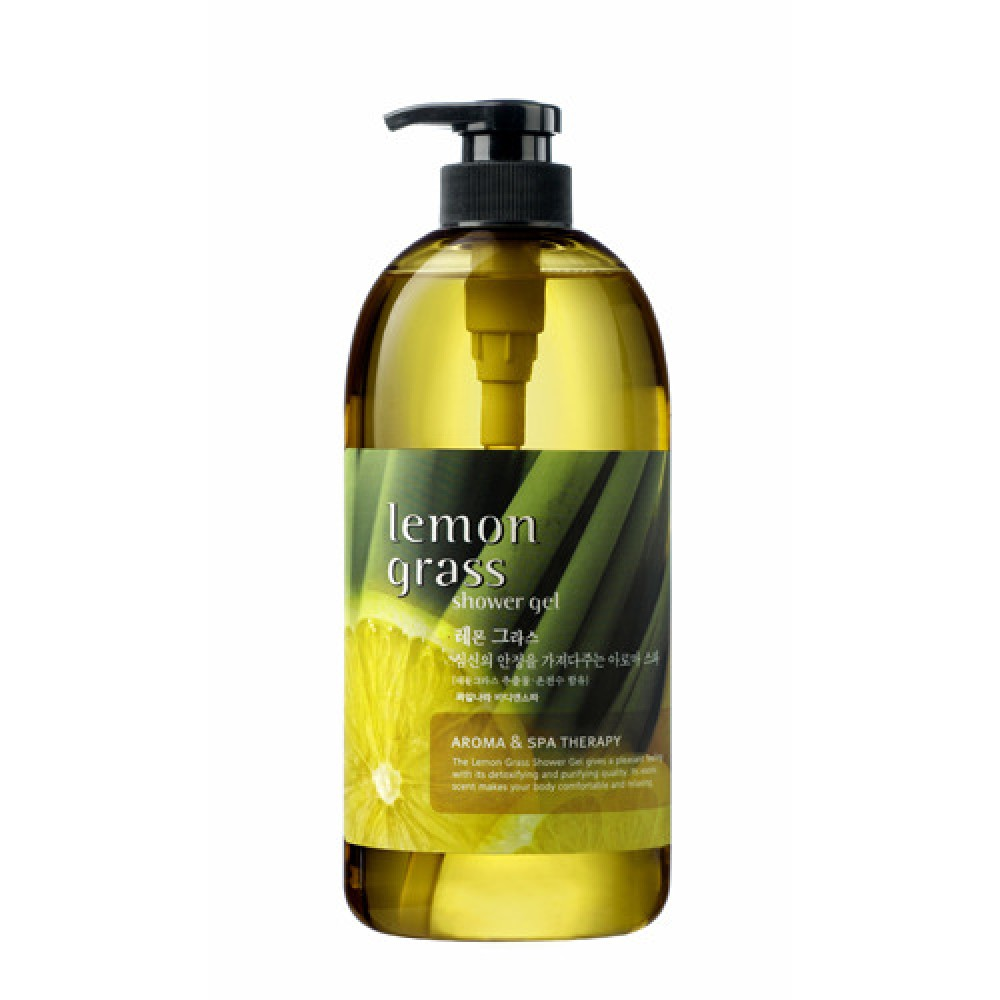 Welcos Body Phren Shower Gel Lemon Grass Гель для душа с лемонграссом