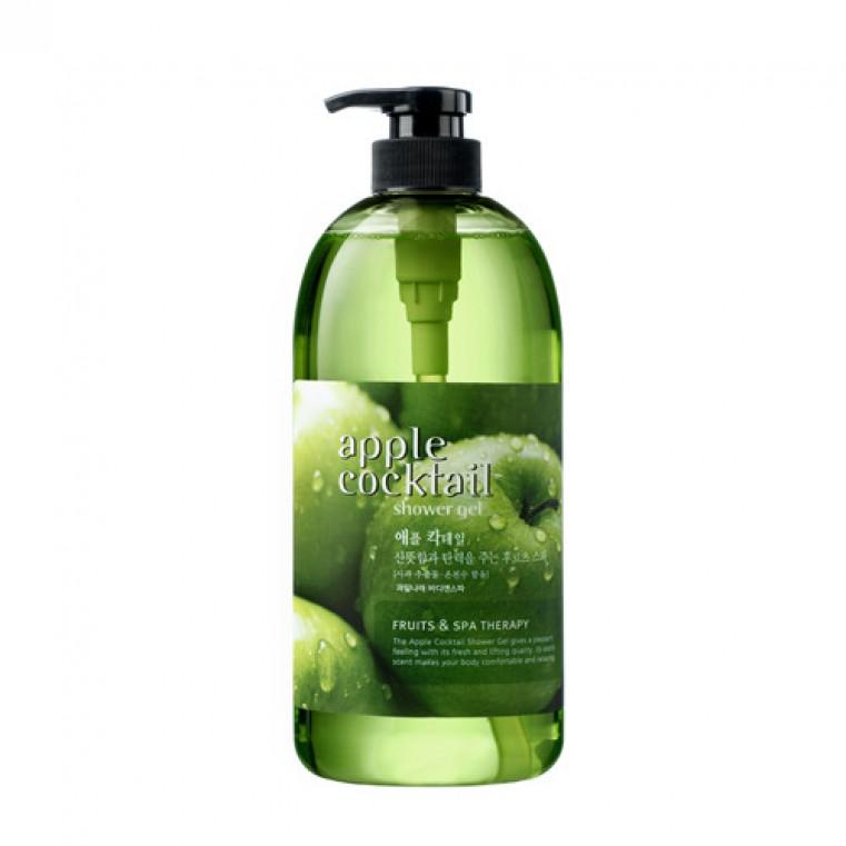 Welcos Body Phren Shower Gel Apple Cocktail Гель для душа с ароматом зеленого яблока и другие