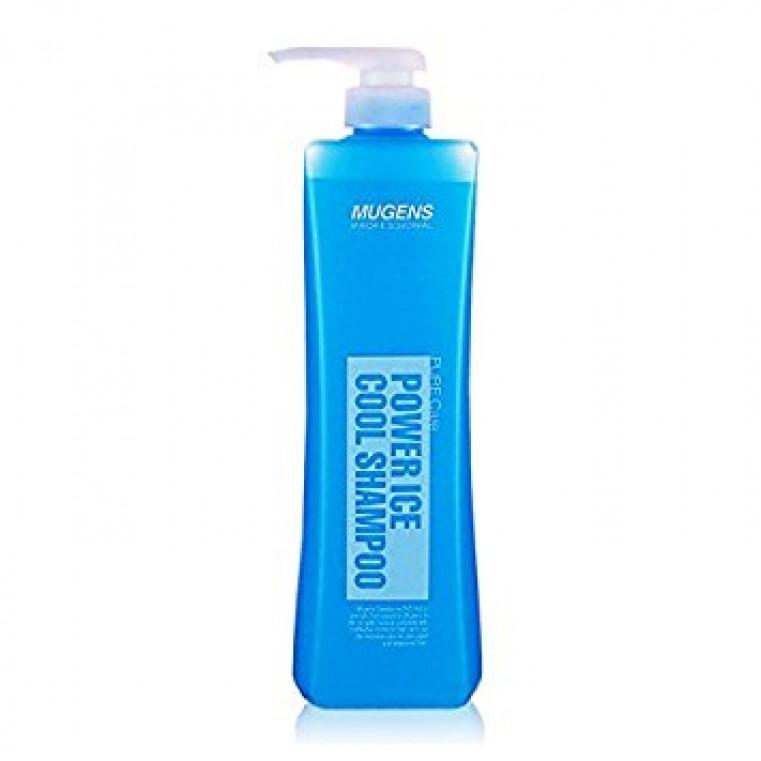 Welcos Mugens Power Ice Cool Shampoo Шампунь для волос охлаждающий