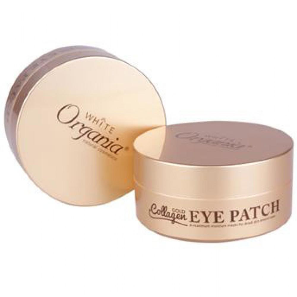 Gold Collagen Eye Patch Коллагеновые гидрогелевые патчи под глаза с золотом