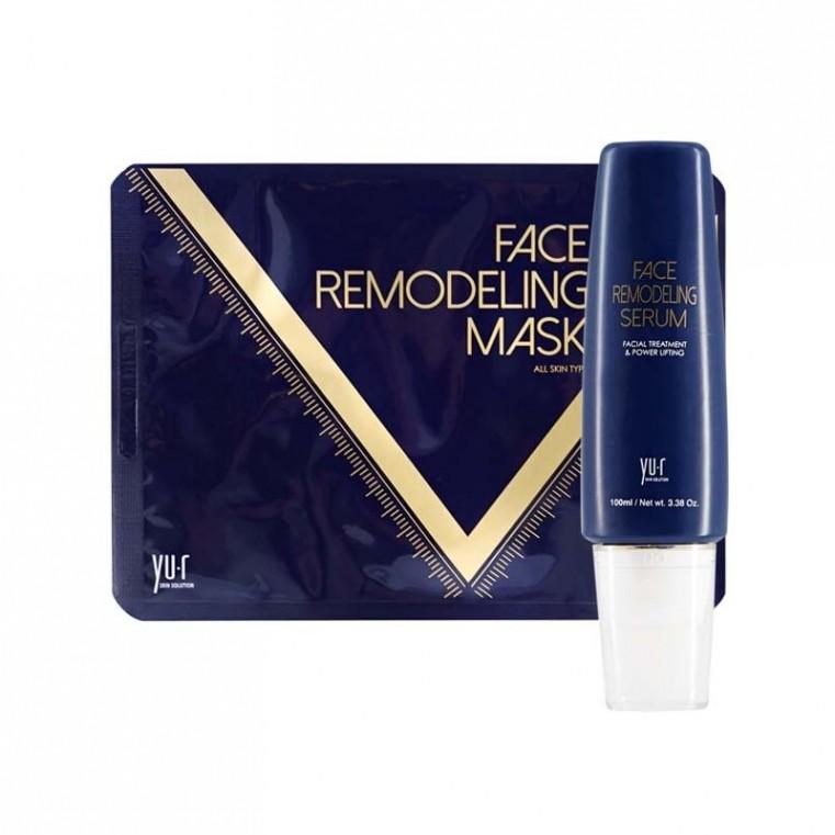 Yu.r Face Remodeling Mask Программа моделирования овала лица 4D эффект