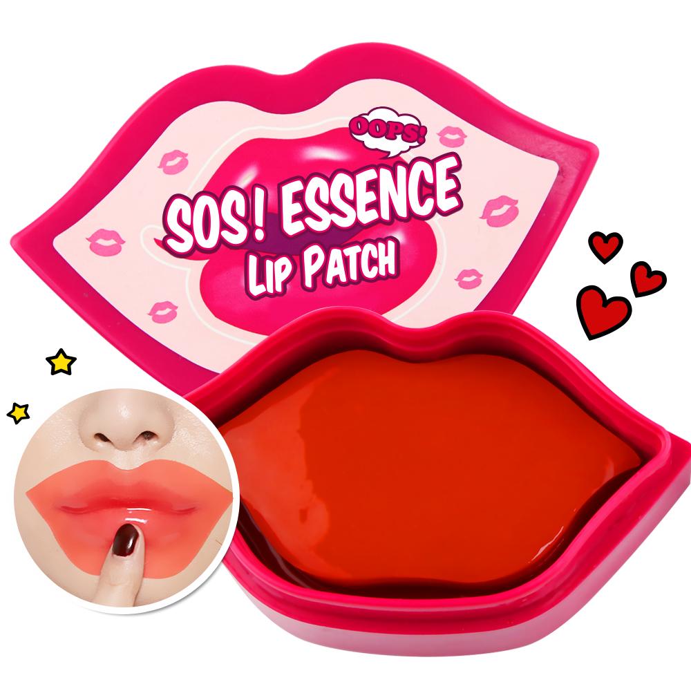 SOS! Essence Lip Patch Набор патчей для губ
