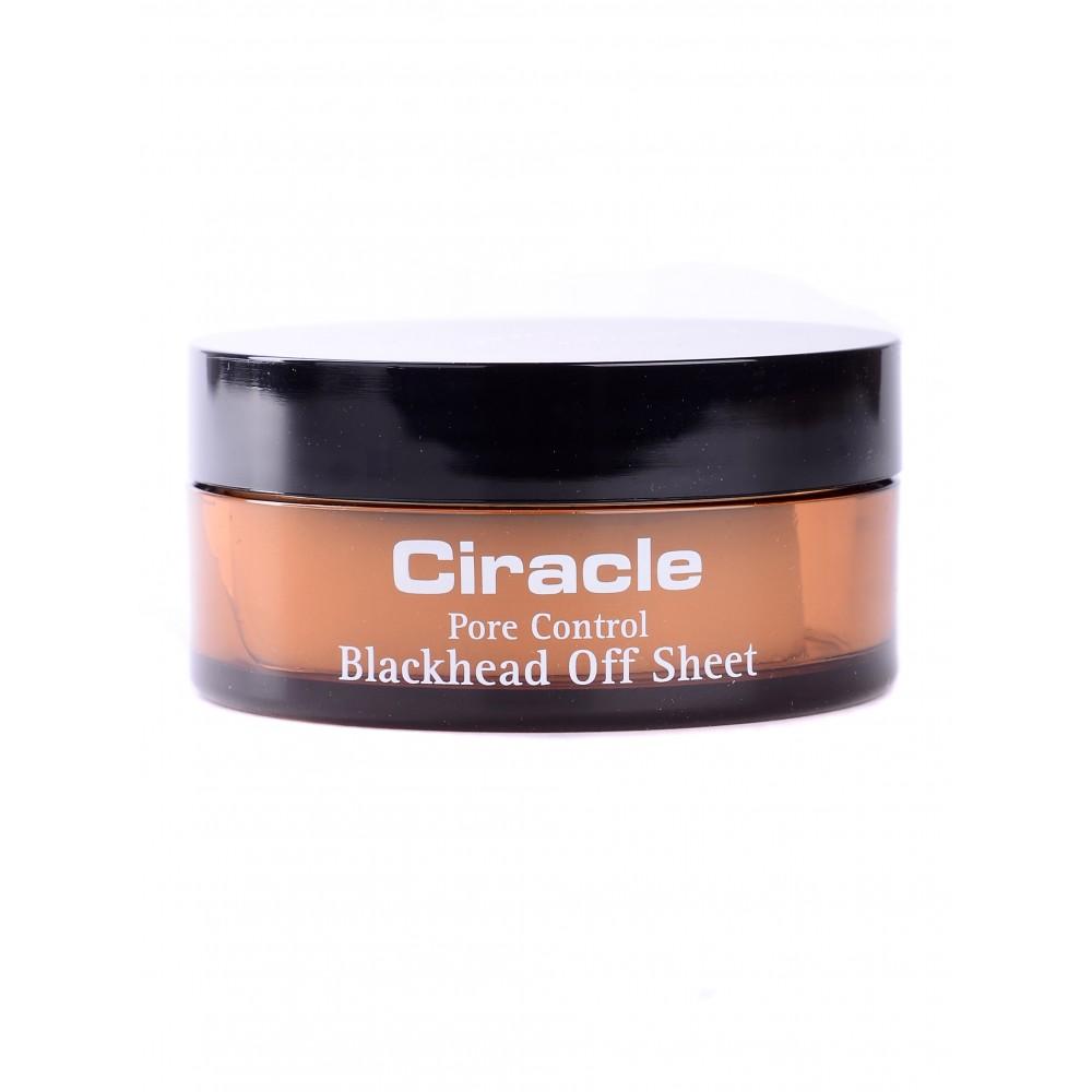 Ciracle Pore Control Blackhead Off Sheet Салфетки для удаления черных точек