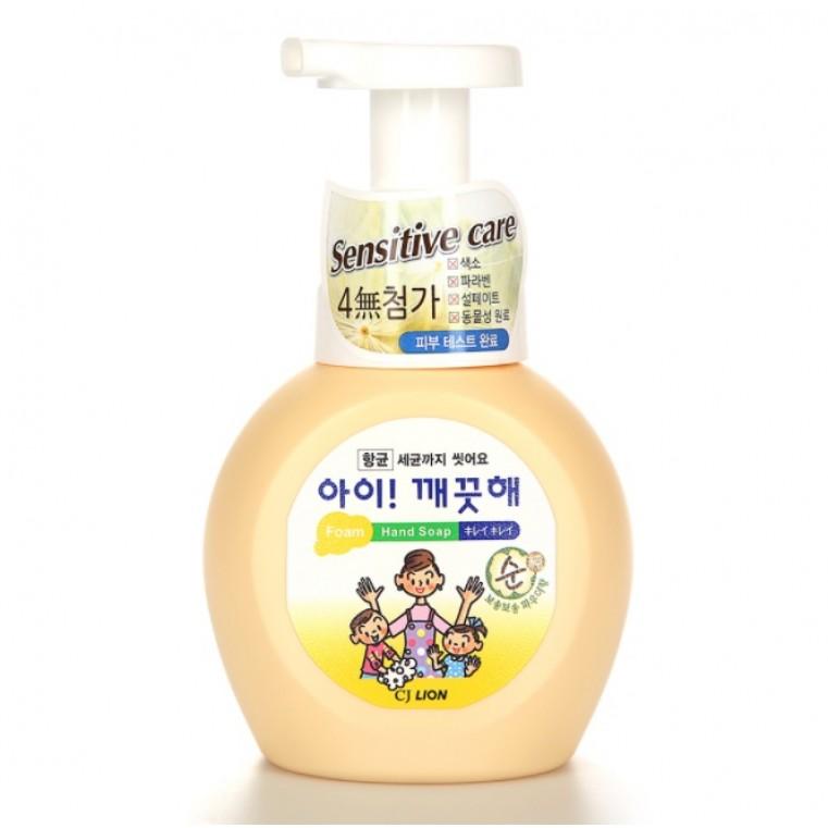Cj Lion Ai - Kekute Пенное мыло для рук для чувствительной кожи