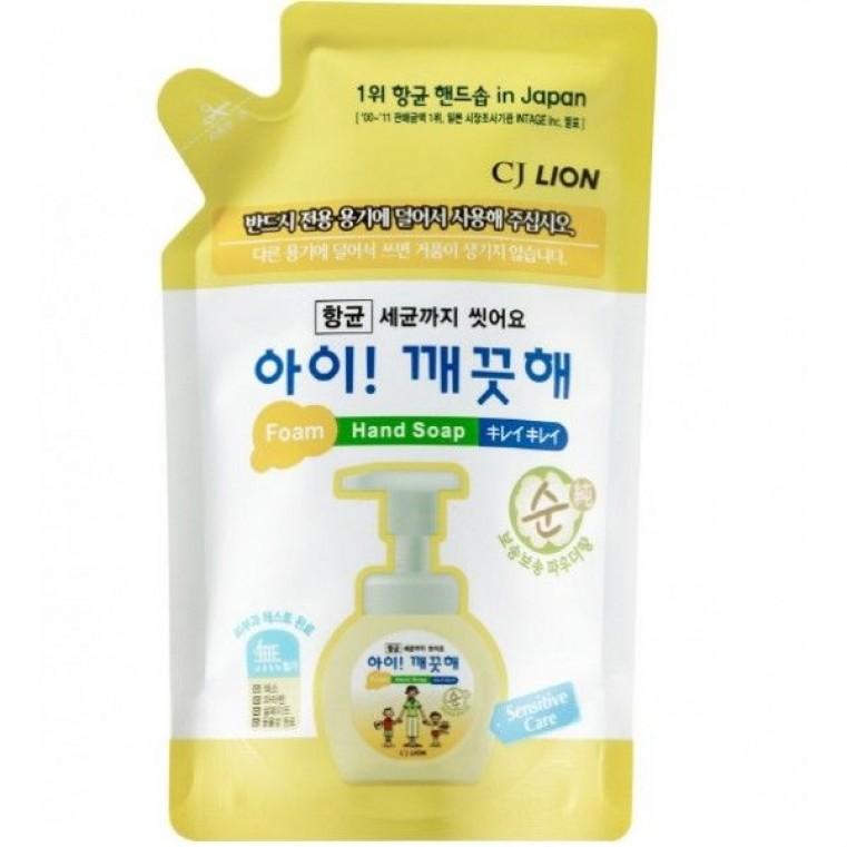 Cj Lion Ai - Kekute Пенное мыло для рук для чувствительной кожи (сменный блок)