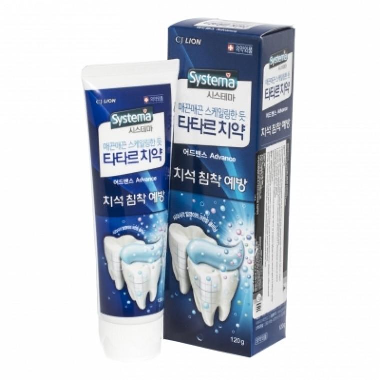 Systema Tartar Control Зубная паста для профилактики зубного камня