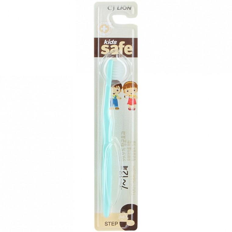 Kids Safe с нано-серебряным покрытием №3 (от 7 до 12 лет) Зубная щетка детская