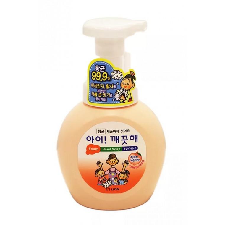 Ai - Kekute Пенное мыло для рук с ароматом персика (увлажнение)