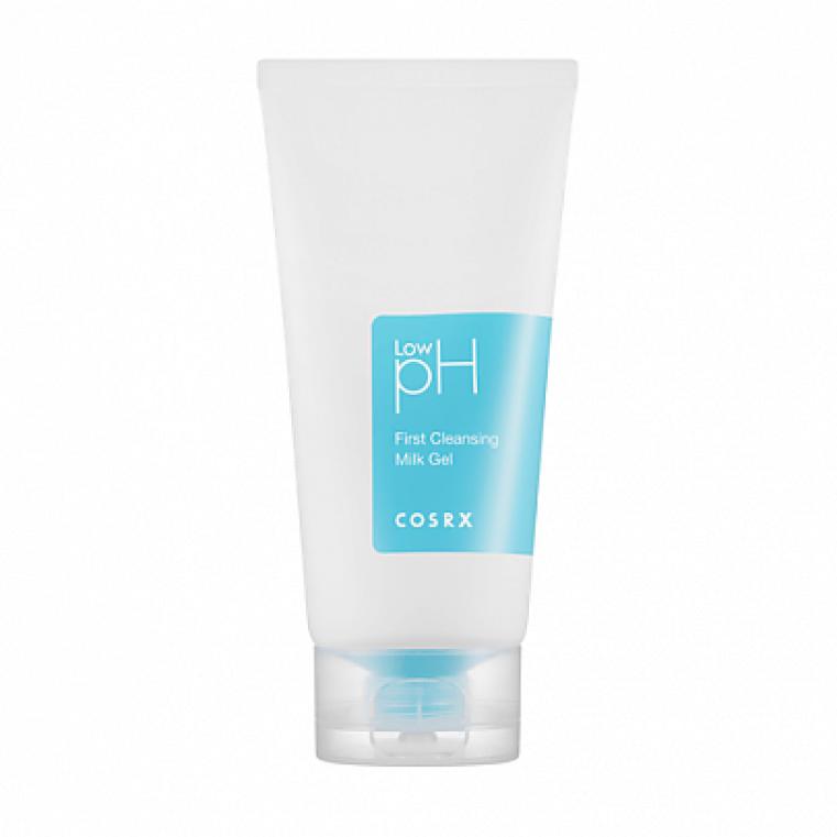 COSRX Low-pH First Cleansing Milk Gel Гель-молочко для снятия макияжа