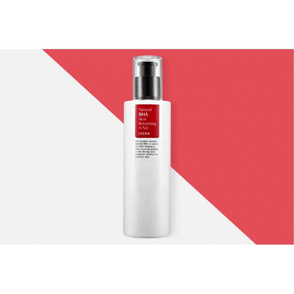 Natural BHA Skin Returning A-Sol Тонер для проблемной кожи с BHA-кислотой