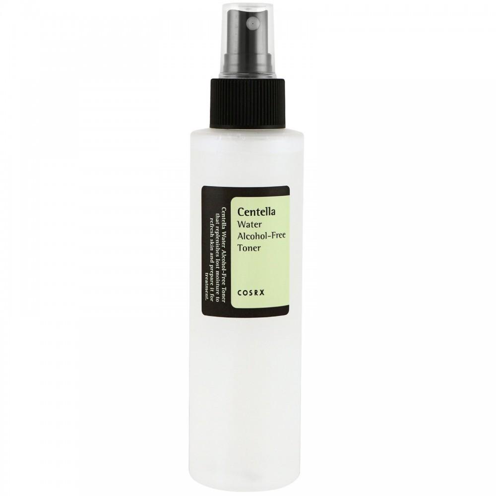 COSRX Centella Water Alcohol-Free Toner Тонер с экстрактом центеллы для чувствительной кожи