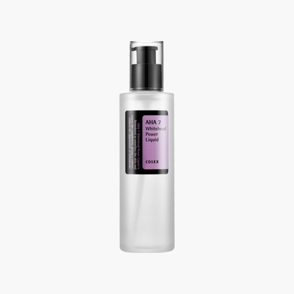 AHA 7 Whitehead Power Liquid Эссенция против белых угрей для проблемной кожи